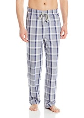 Kenneth Cole New York Men's Woven Pant Plaid
