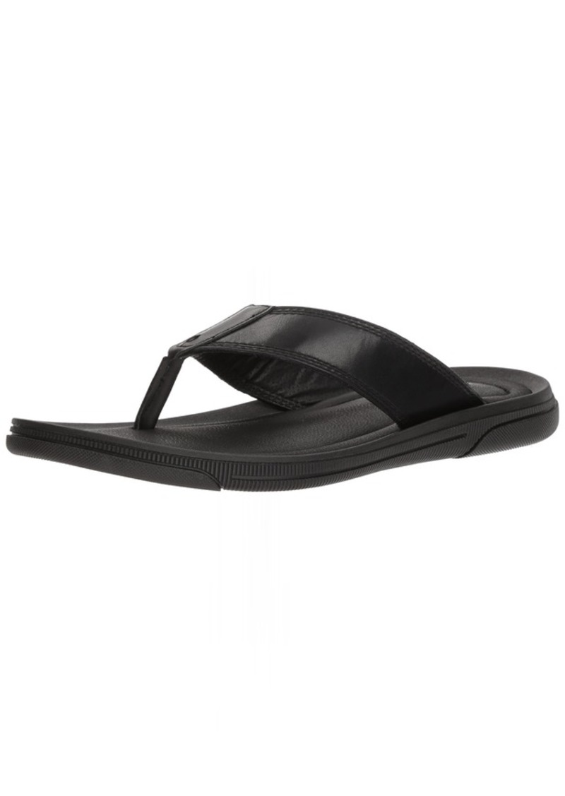 Kenneth Cole New York Men's Yard Sandal B Flat   M US