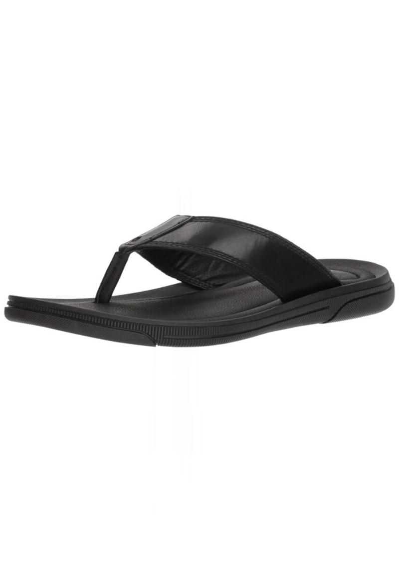 Kenneth Cole New York Men's Yard Sandal B Flat   M US