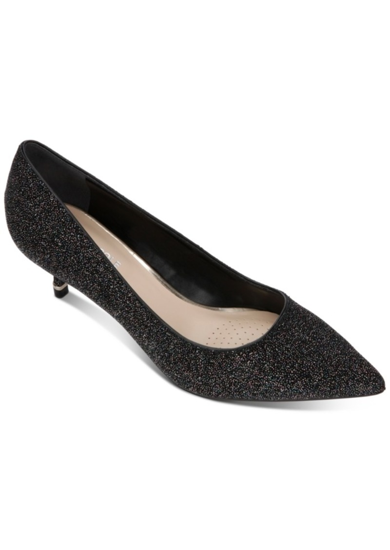 Kenneth Cole New York Morgan Kitten-Heel Pumps Women's Shoes