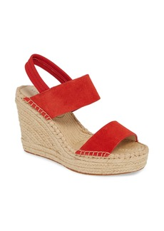 Kenneth Cole New York Olivia Simple Platform Wedge Sandal (Women)