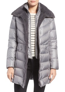 Kenneth Cole New York Quilted Down Coat