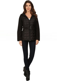 Quilted Softshell Jacket