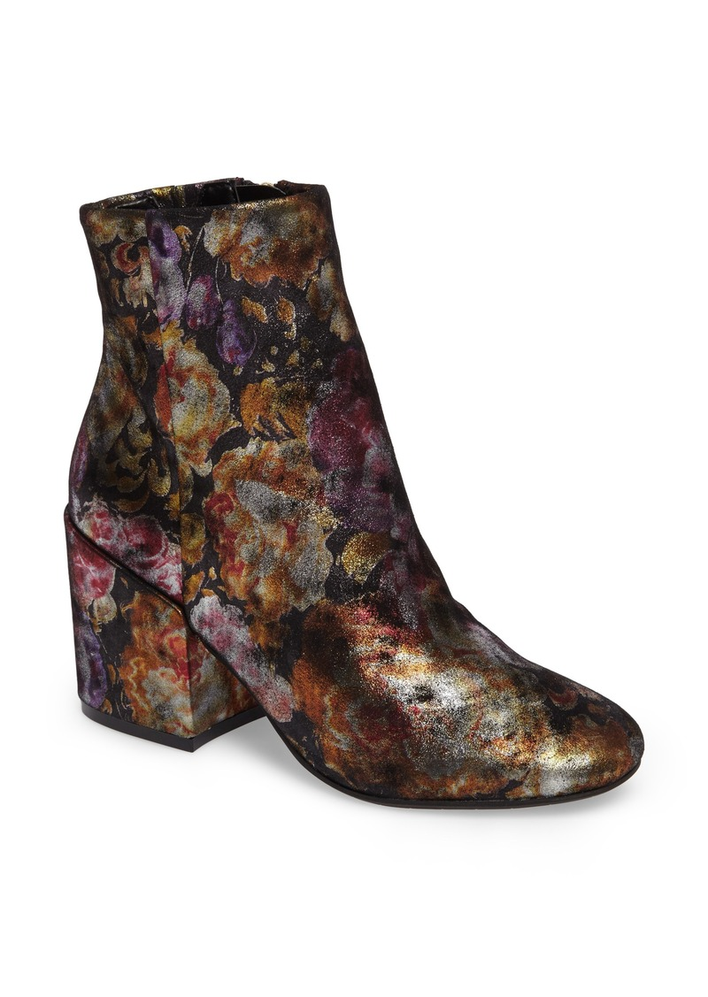Kenneth Cole New York Reeve 4 Floral Applique Bootie 2JbomSxP