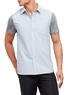 Kenneth Cole New York Short-Sleeve Color Block Shirt