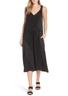 Kenneth Cole New York Shoulder Tie Tank Dress
