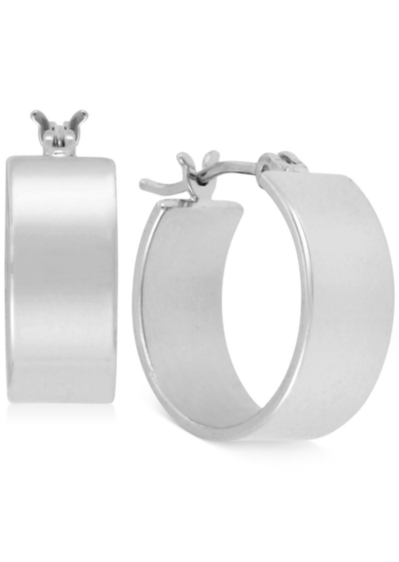 Kenneth Cole New York Small Hoop Earrings