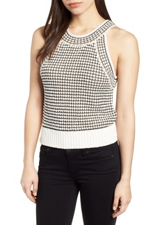 Kenneth Cole New York Sleeveless Cotton Sweater