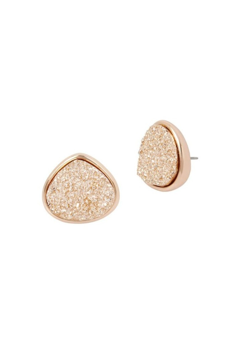 Kenneth Cole New York Supercharged Crystal Stud Earrings
