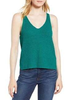 Kenneth Cole New York Sweater Tank