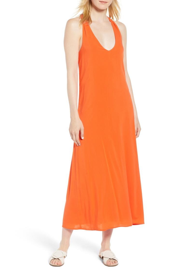Kenneth Cole New York Twist Back Tank Dress