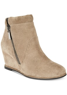 Kenneth Cole New York Vivian Wedge Booties Women's Shoes