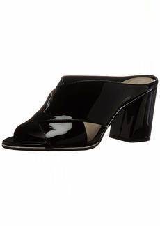 Kenneth Cole New York Women's 7 Lyra X-Band Heeled Sandal   M US