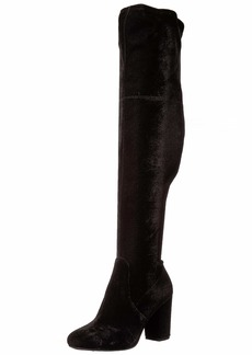 Kenneth Cole New York Women's Abigail Over The Knee Heeled Boot   M US