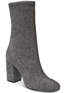 Kenneth Cole New York Women's Alyssa Block-Heel Booties Women's Shoes