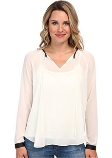 Kenneth Cole New York Women's Baylee Blouse  Medium
