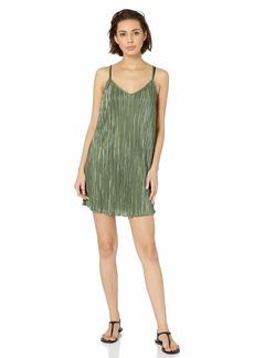 Kenneth Cole New York Women's Beach Cover Up Slip Dress  M