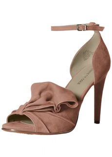 Kenneth Cole New York Women's Blaine Oversize Bow Stilleto Dress Sandal Heeled   M US