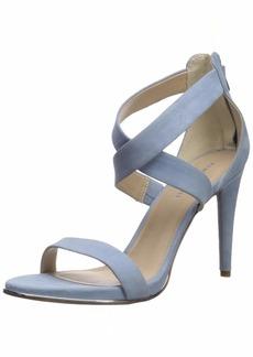 Kenneth Cole New York Women's Brooke Cross Strap Dress Heeled Sandal   M US