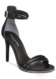 Kenneth Cole New York Women's Brooke Ankle Strap Sandals Women's Shoes