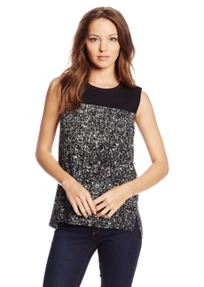 Kenneth Cole New York Women's Cali Knit Top