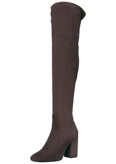 Kenneth Cole New York Women's Carah Knee High Tall Boot Stretch Engineer   M US