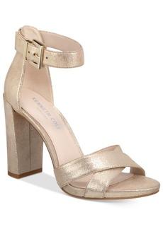 Kenneth Cole New York Women's Diana Block-Heel Dress Sandals Women's Shoes