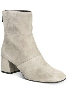 Kenneth Cole New York Women's Eryc Suede Booties Women's Shoes