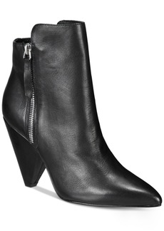 Kenneth Cole New York Women's Galway Zip Booties Women's Shoes