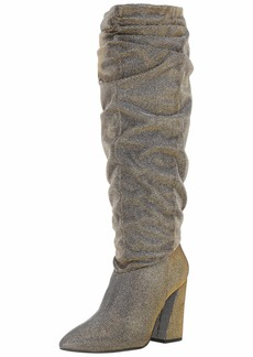 Kenneth Cole New York Women's Genevive Over The Knee Slouch Boot   M US