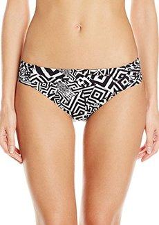 Kenneth Cole New York Women's Got The Beat Tab Bikini Bottom