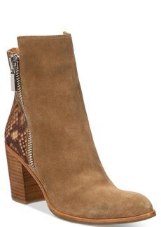 Kenneth Cole New York Women's Ingrid Block-Heel Booties Women's Shoes