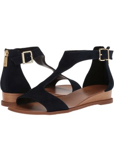 Kenneth Cole New York Women's Judd Low Wedge T-Strap Sandal   M US