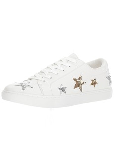 Kenneth Cole New York Women's Kam 11 Fashion Sneaker with Star Patches   M US