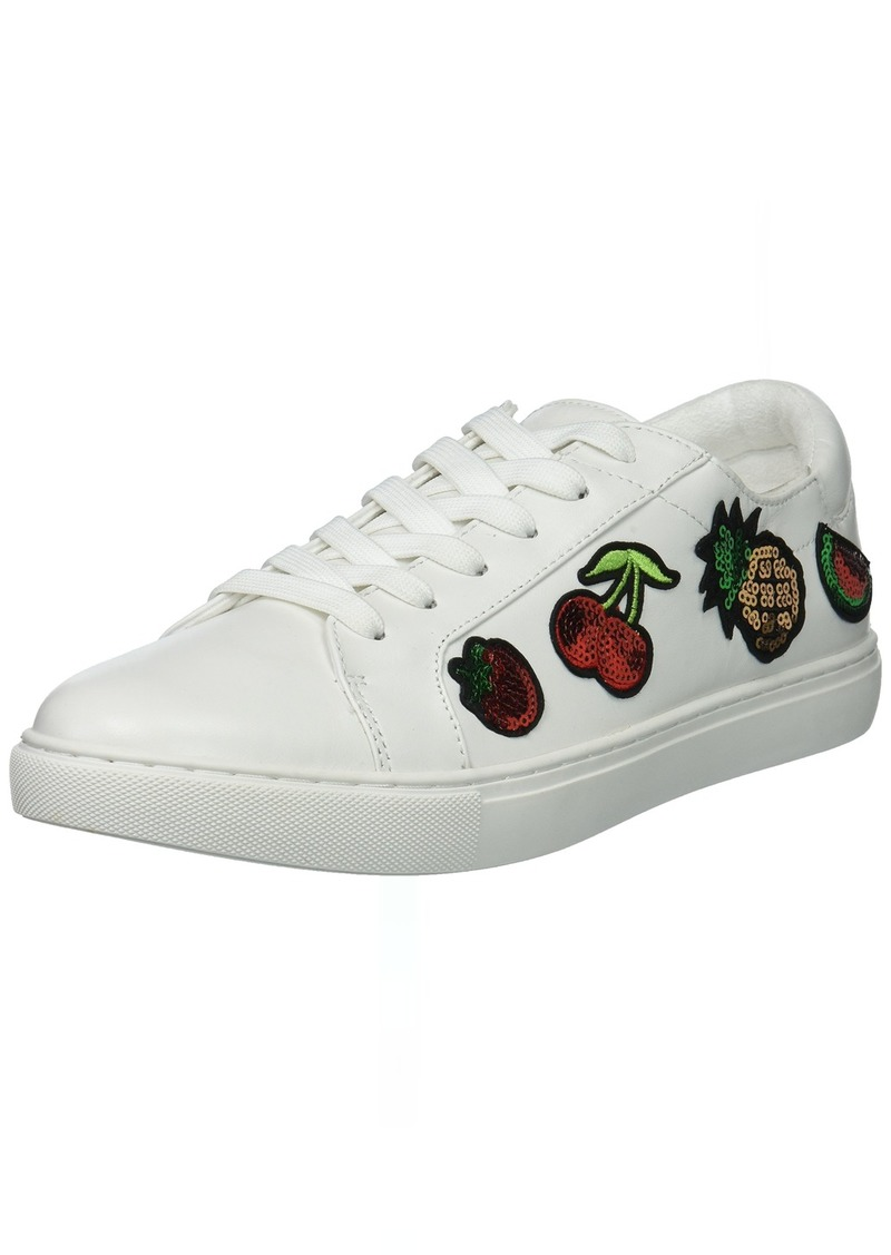 Kenneth Cole New York Women's Kam 2 Fruit Patch Lace-up Sneaker   M US
