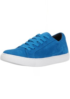 Kenneth Cole New York Women's Kam Lace-up Low Top Suede Fashion Sneaker