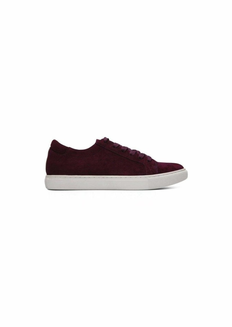 Kenneth Cole New York Women's Kam Low Profile Fashion Sneaker Suede   M US