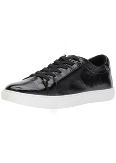 Kenneth Cole New York Women's Kam Techni-Cole Lace up Patent Fashion Sneaker