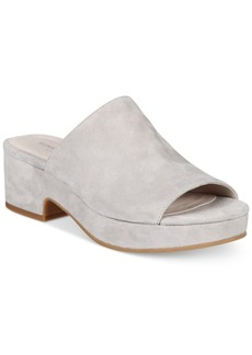 Kenneth Cole New York Women's Layla Block-Heel Mules Women's Shoes