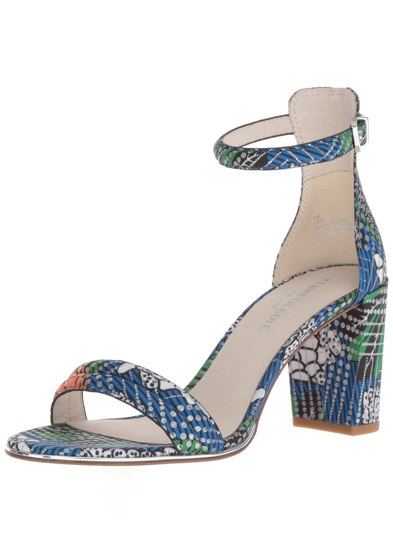 Kenneth Cole New York Women's Lex Block Heel Dress Sandal Heeled   M US