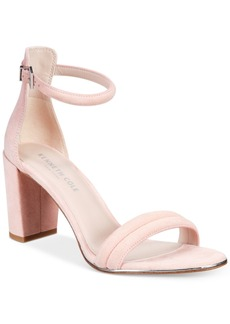 Kenneth Cole New York Women's Lex Block-Heel Sandals Women's Shoes