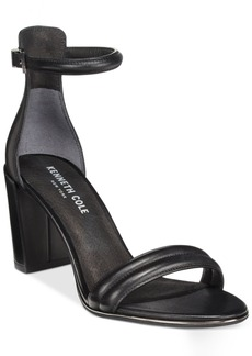 Kenneth Cole New York Women's Lex Block-Heel Sandals Women's Shoes