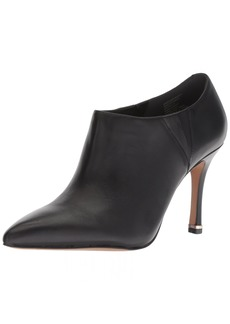 Kenneth Cole New York Women's Magella Slip on Heeled Bootie Ankle Boot