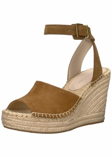 Kenneth Cole New York Women's Olivia Two Piece Espadrille Wedge Sandal   M US
