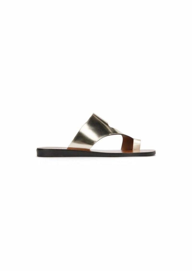 Kenneth Cole New York Women's Palm Flat Toe Loop Sandal