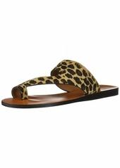 Kenneth Cole New York Women's Palm Flat Toe Loop Sandal   M US