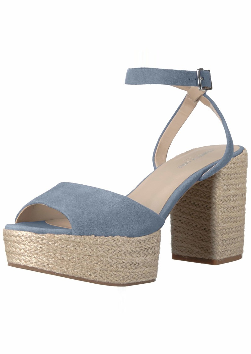 Kenneth Cole New York Women's Pheonix Platform Heeled Sandal   M US