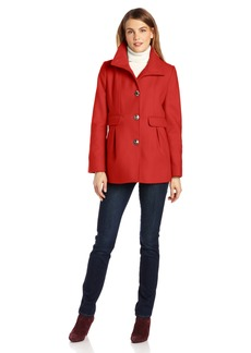 Kenneth Cole New York Women's Princess Seamed Coat