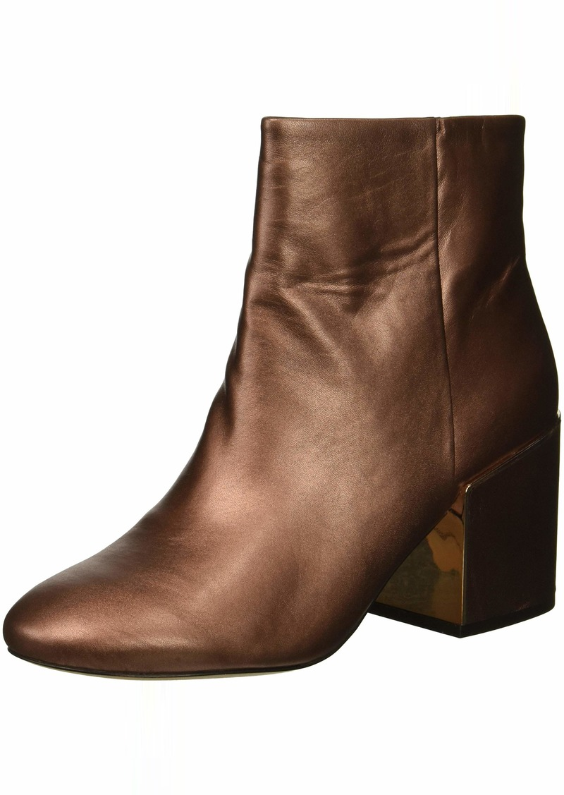 Kenneth Cole New York Women's Reeve 2 Block Heel Bootie Ankle Boot   M US