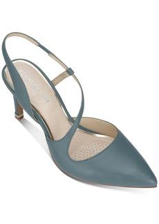 Kenneth Cole New York Women's Riley 85 Asymmetric Pumps Women's Shoes